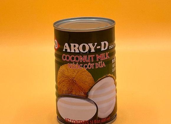 Aroy-D Coconut Milk (14 oz)