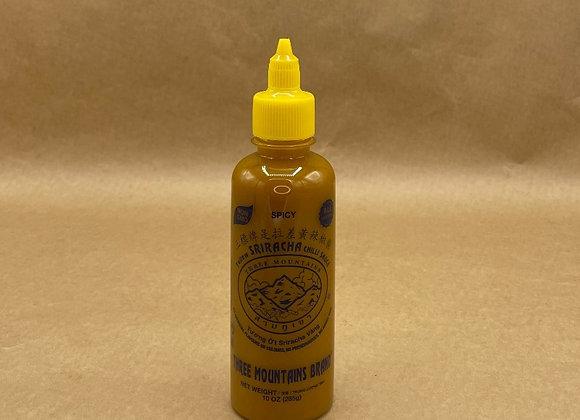Yellow Sriracha