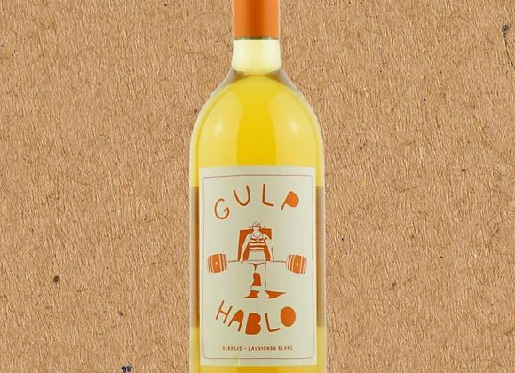 Gulp, Hablo Orange, Verdejo/Sauvignon Blanc (1 L)