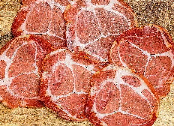 Lomo, sliced (2 oz)