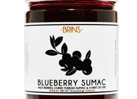 Brins Wild Blueberry Sumac Jam (7.5 oz)