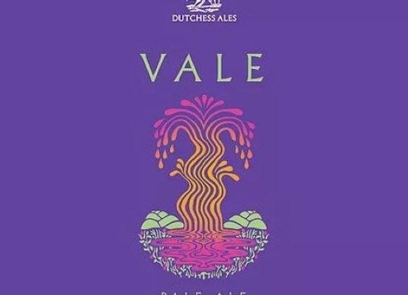 Dutchess Vale (Wheat Ale - 4 Pack x 16 oz.)