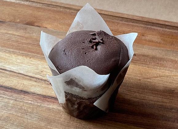 Chocolate Chocolate Cupcake
