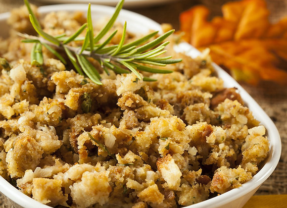 Country Bread & Herb Stuffing (2 pounds)
