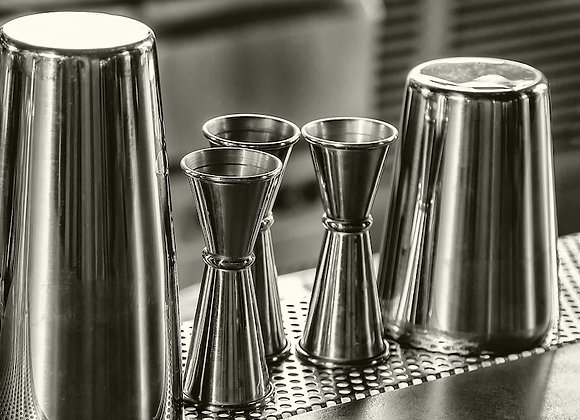 The Full Cocktail Barware Set