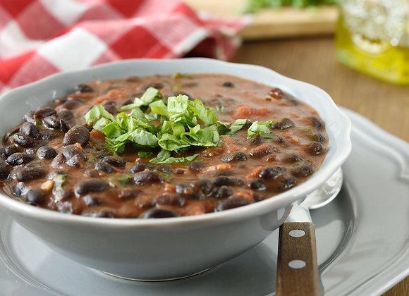 Southwest Black Bean Soup (quart)