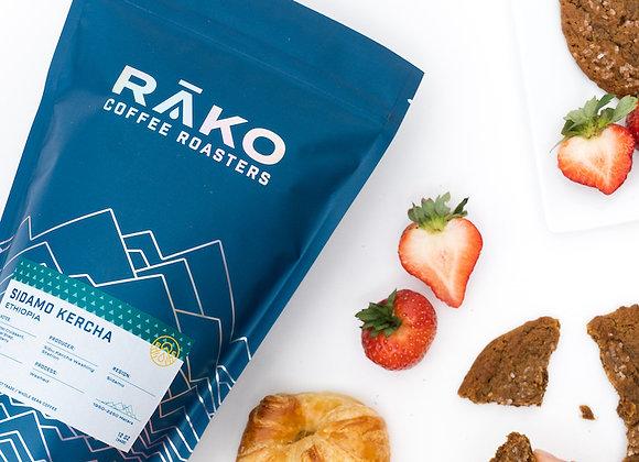 RAKO Coffee: Ethiopia Sidamo (12oz)