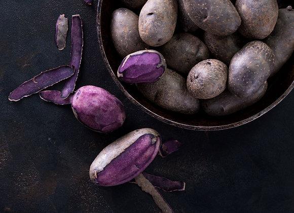 Blue Potatoes (1 pound)