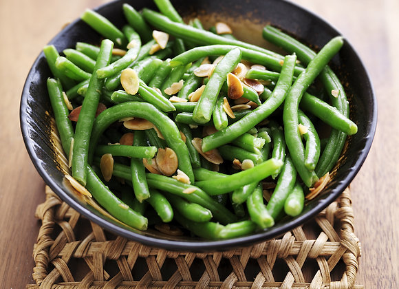 Green Beans with Almonds PRE-ORDER
