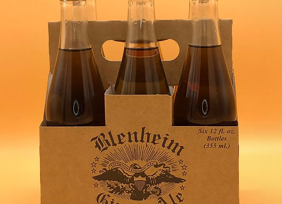 Blenheim Ginger Ale (6 pack)