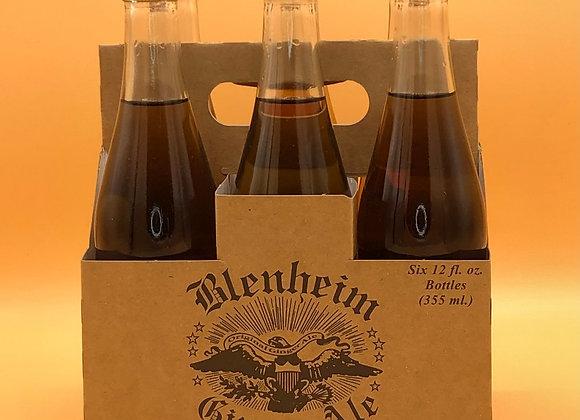 Blenheim Ginger Ale (6 pack)