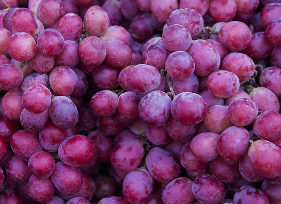 Red Grapes (approx 2lbs)