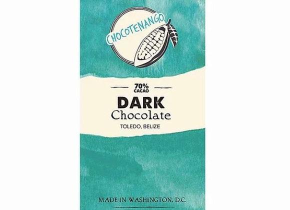 Chocotenango Dark Chocolate Bar