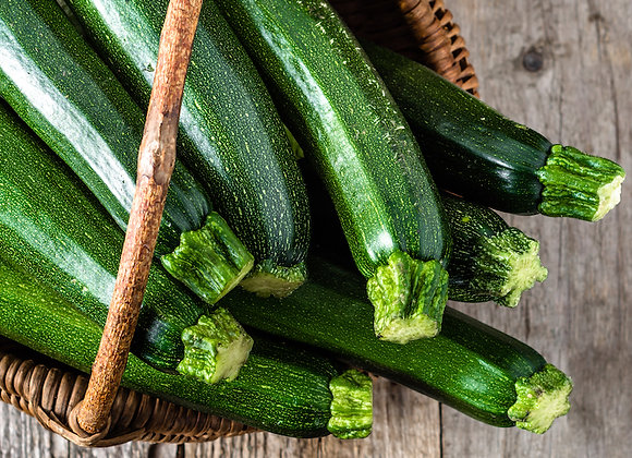 Local Zucchini (2 pounds)