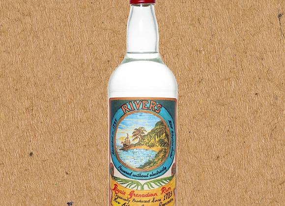 River Antoine Estate Royale Grenadian Rum (DC ONLY)