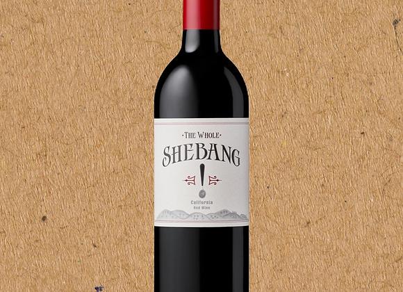 Bedrock Wine Company, The Whole Shebang Cuvee XIV