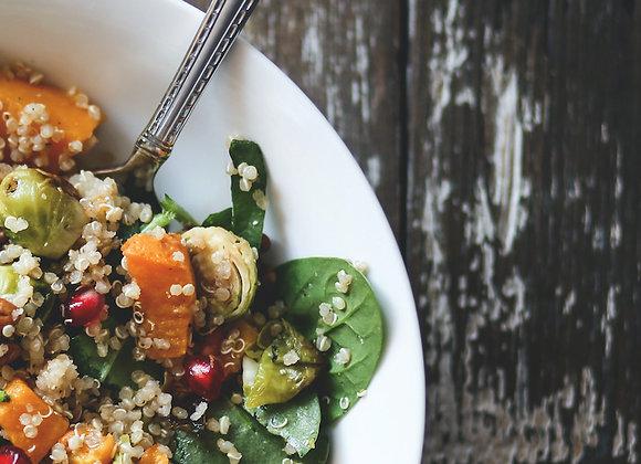 Autumn Harvest Salad (serves 4)