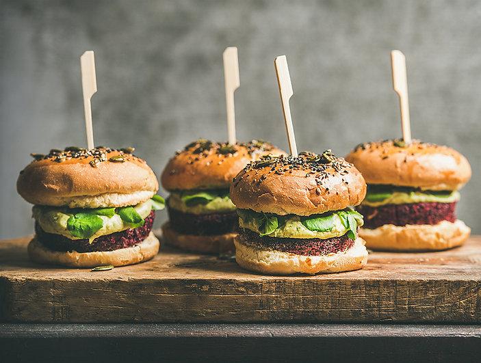 Burger by Neighborhood Provisions