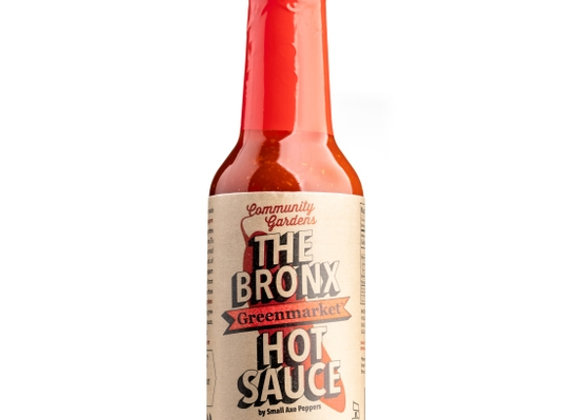 Small Axe Peppers, Bronx Red Hot Sauce (5 oz.)