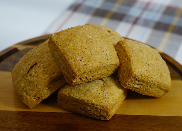 Buzz Sweet Potato Biscuits