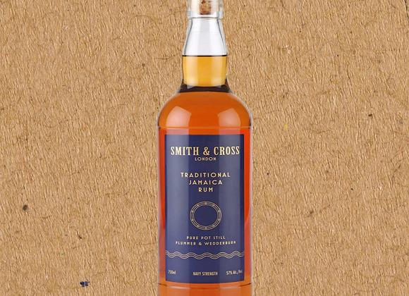 Smith & Cross Jamaican Rum / Jamaican Overproof Rum