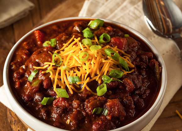Evening Star's Vegetarian Chili (quart)