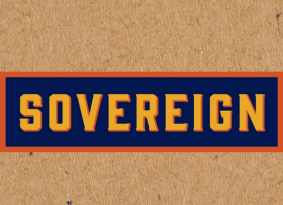 FRIDAY Sovereign Date Night - PRE ORDER