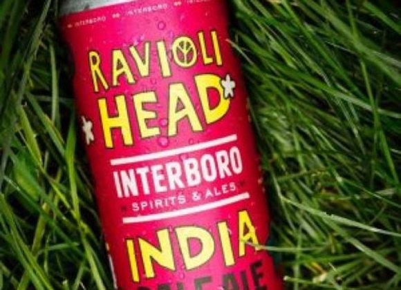 Interboro Raviolihead (American IPA - 4 pack x 16 oz.)