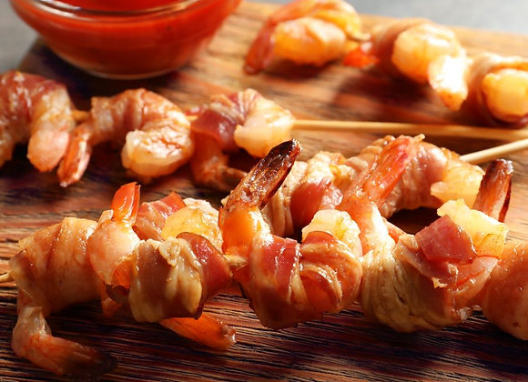 Bacon Wrapped Shrimp - PRE ORDER