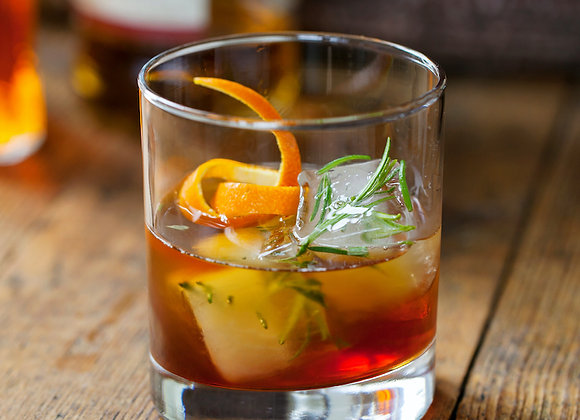 Rosemary Old Fashioned (Serves 6-8)