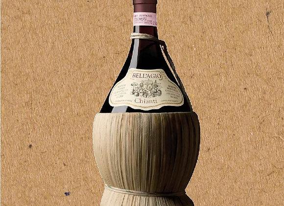 Bell'Agio Chianti (Straw Basket), Sangiovese