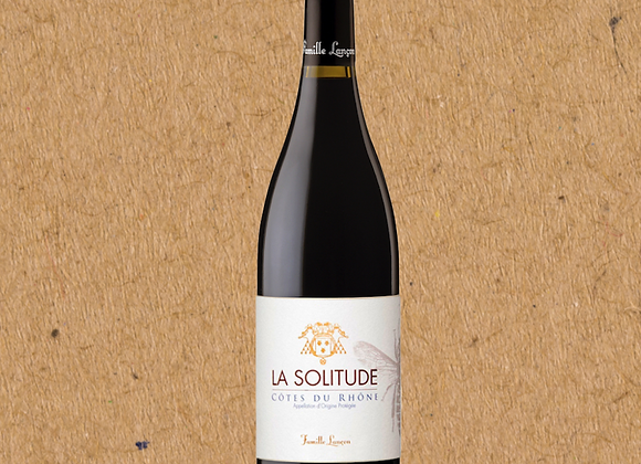Domaine de la Solitude, Syrah Blend