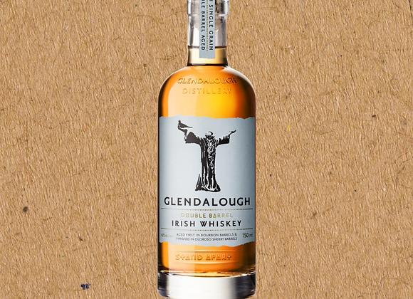 Glendalough Double Barrel / Irish Whiskey (PRE-ORDER; DC ONLY)