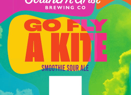 Southern Grist Go Fly A Kite (Fruited Sour - 4 pack x 16 oz.)