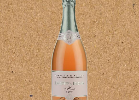 Dopff & Irion Crémant d'Alsace, Brut Rosé