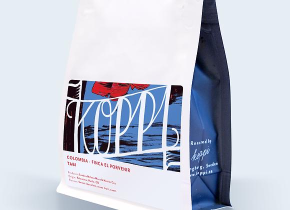 Colombia Finca El Porvenir - Whole Coffee Beans (250 g)