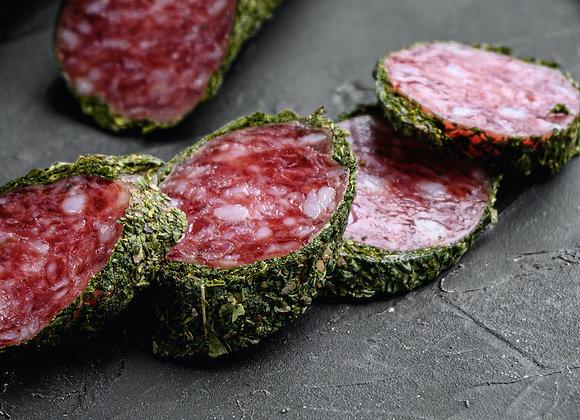Herb Sauccison Salami, sliced (2 oz)
