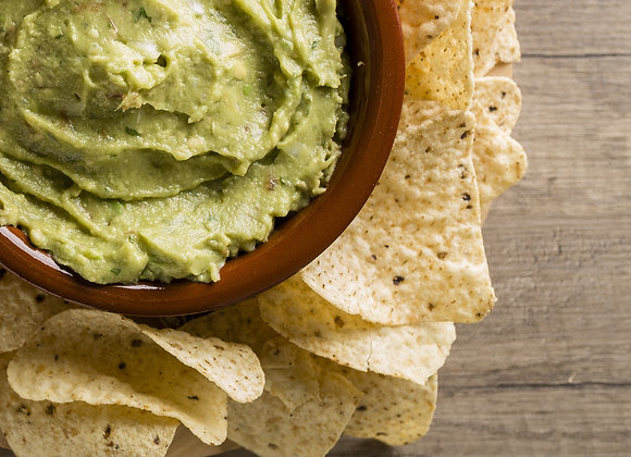 Chips and Guacamole - PRE ORDER