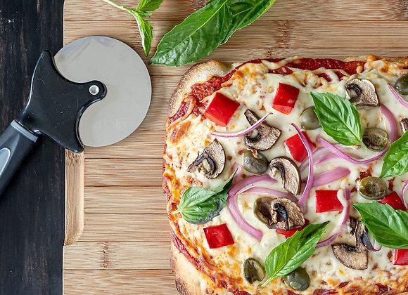 Focaccia Pizza Kit - Veggie