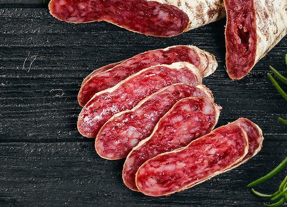 Lyon Salami, sliced (2 oz)