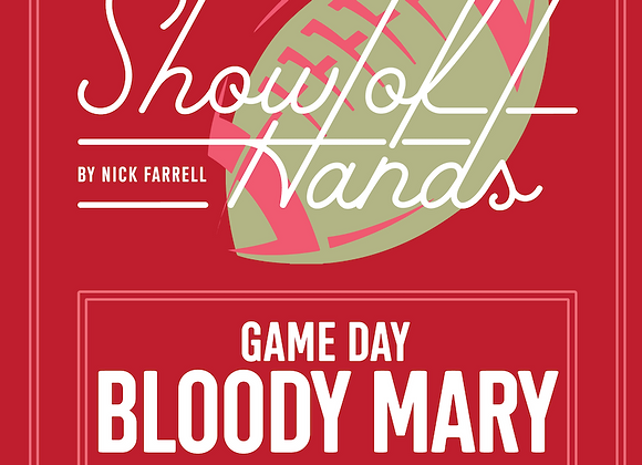 Game Day Bloody Mary (5 servings)