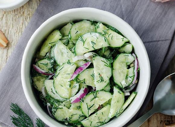 Cucumber Salad (1 pound)
