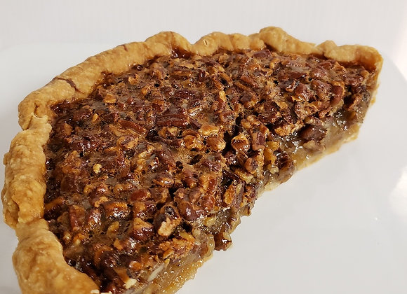 Half Pecan Pie (Thanksgiving)