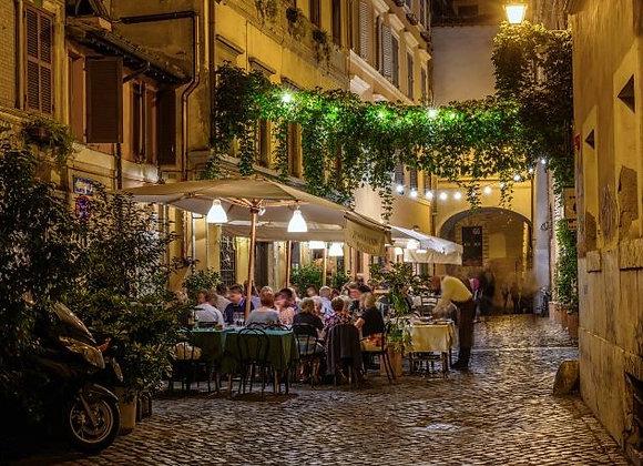 SATURDAY Italian Date Night - PRE ORDER