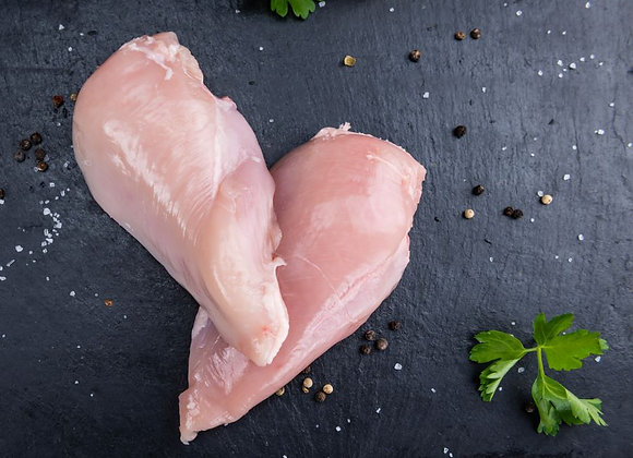Free Range Boneless Skinless Chicken Breasts (2 each)
