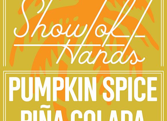 Pumpkin Spice Piña Colada (12 oz Pouch - Frozen)