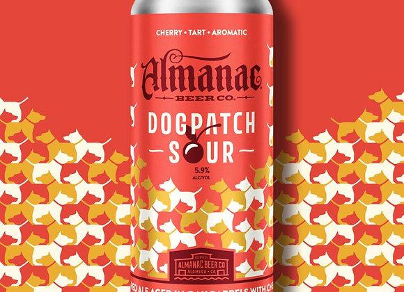 Almanac Dogpatch Sour (Wild Ale - 4 Pack x 16 oz.)