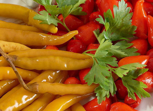 Sweet Peppers Appetizer