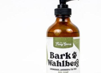 Bark Walhberg Dog Shampoo