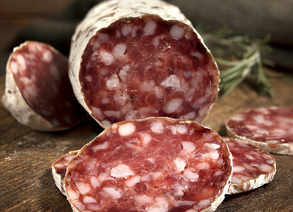 Mortadella Prato Salami, sliced (2 oz)